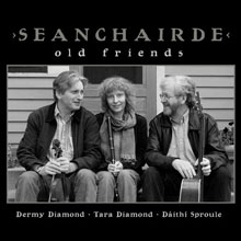 Seanchairde CD Cover